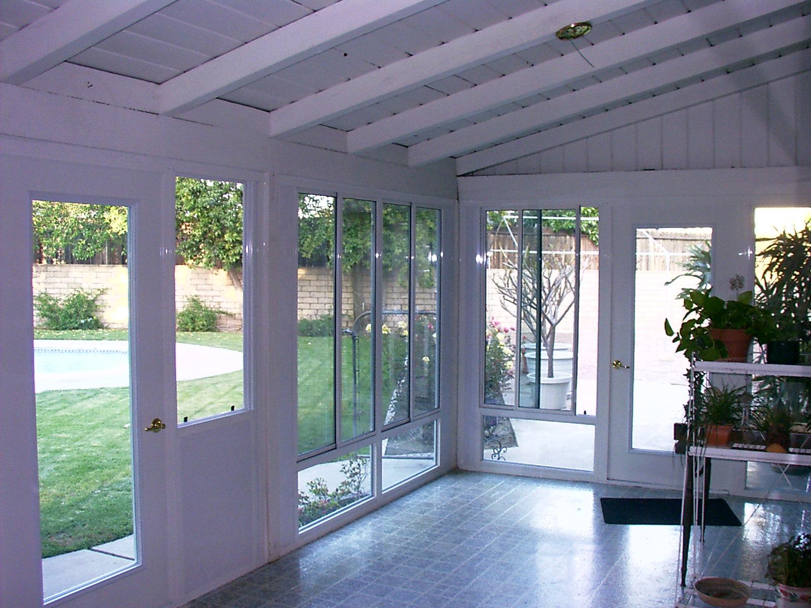 Enclosed Patio Room 004 - Enclosed Patio Room